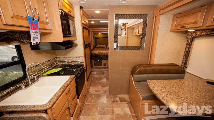 2017 Thor Motor Coach Four Winds 24HL