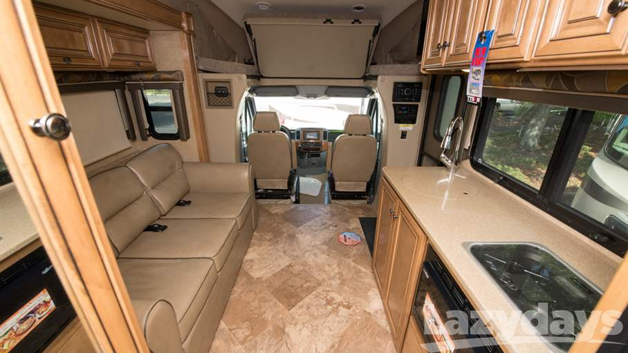 2017 Thor Motor Coach Four Winds Siesta Sprinter 24SS