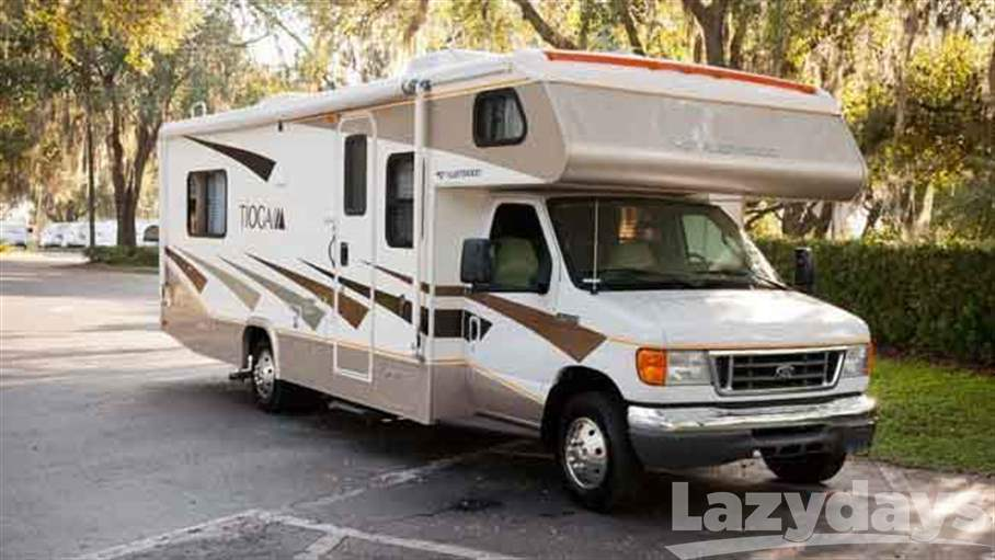 2007 Fleetwood RV Tioga 31K