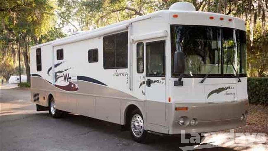 2002 Winnebago Journey 39DL