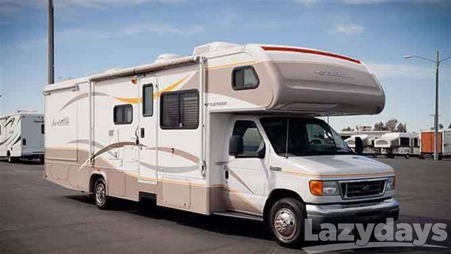 2007 Fleetwood RV Jamboree 31M-E450