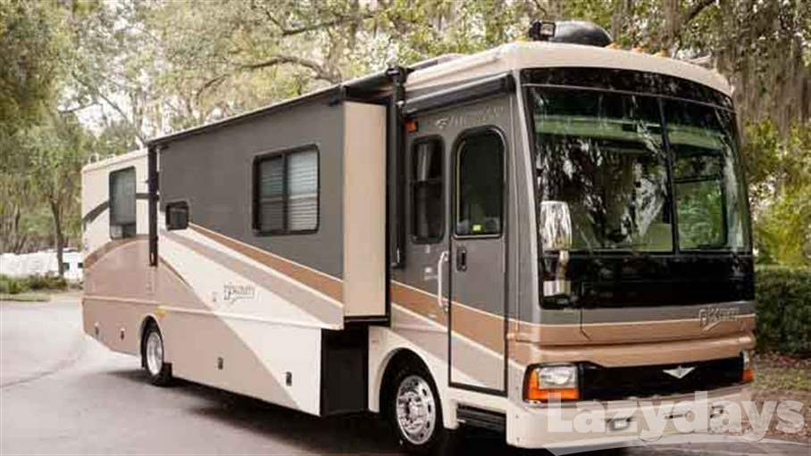 2006 Fleetwood RV Discovery 39V