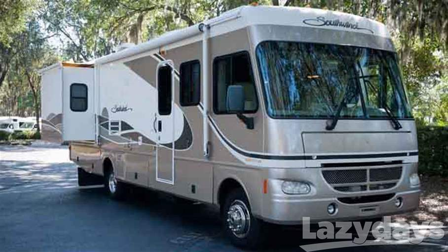 2004 Fleetwood RV Southwind 32VS