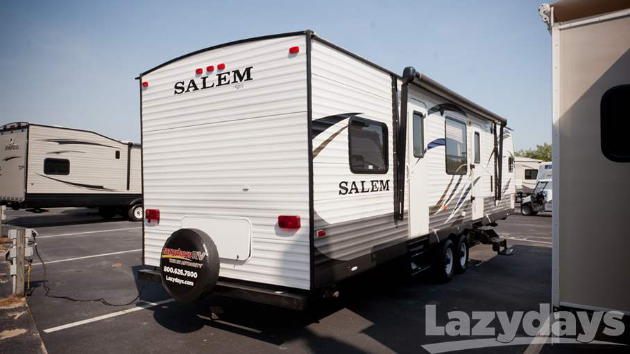 2014 Forest River Salem 29FKBS