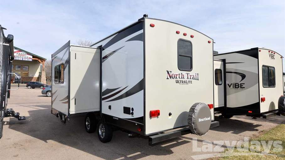 2017 Heartland North Trail 21FBS
