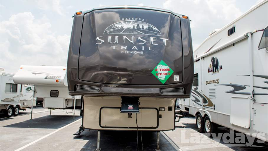 2012 Crossroads RV Sunset Trail 26RB