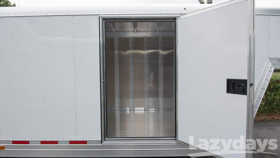 2016 Featherlite Enclosed Car Trailer 4941