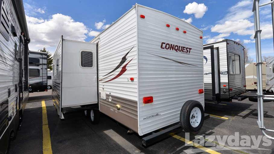 2011 Gulf Stream Conquest 269BHL
