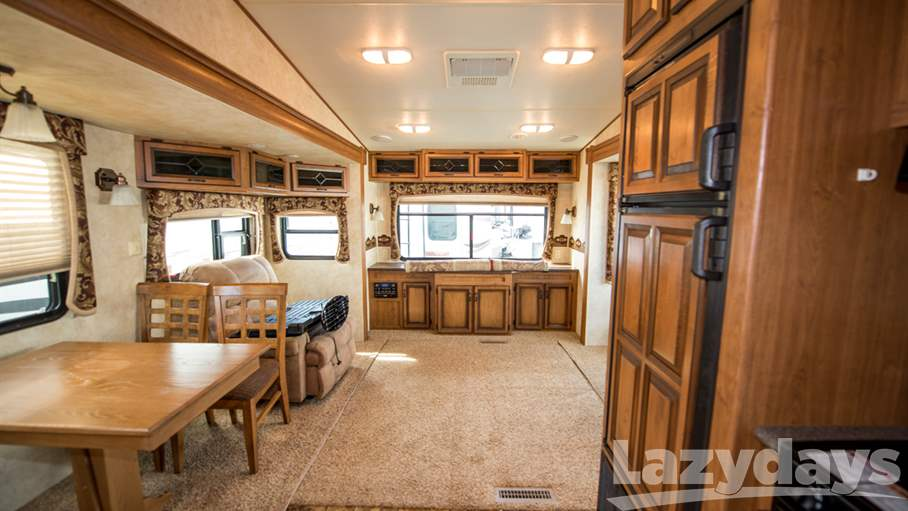 2011 Crossroads RV Cruiser CF315RE