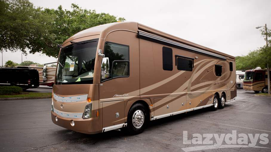 2017 American Coach American Dream 45A