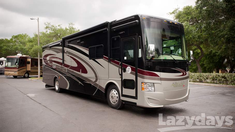 2016 Tiffin Motorhomes Allegro RED 38QRA
