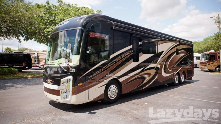 2017 Entegra Coach Anthem 42DEQ