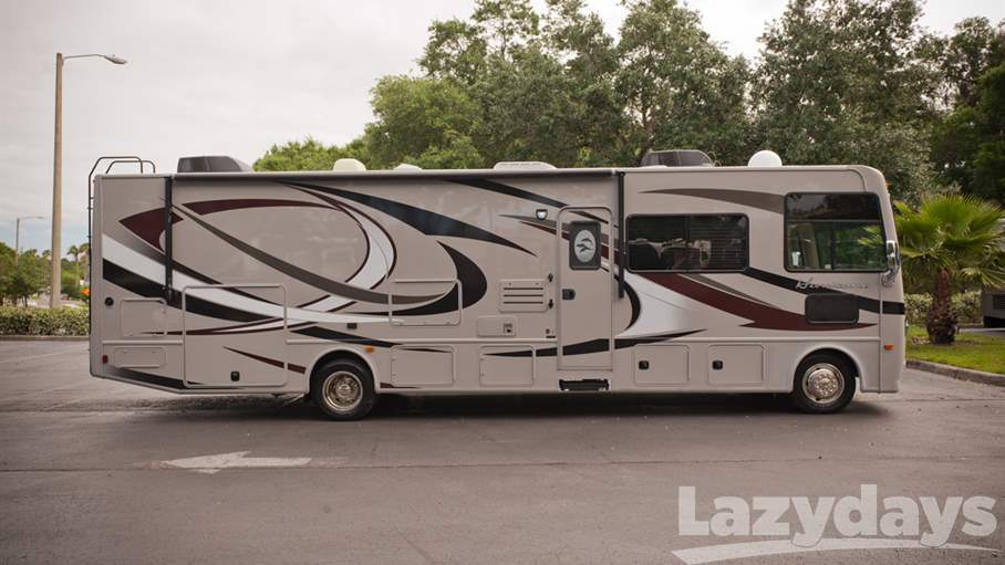 2014 thor motor coach hurricane 34j for sale in tampa fl for Thor motor coach hurricane