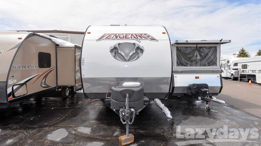 2015 Forest River Vengeance 19V