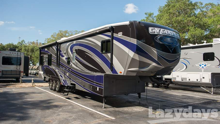 2015 Heartland Cyclone 4018 for sale in Tampa, FL   Lazydays