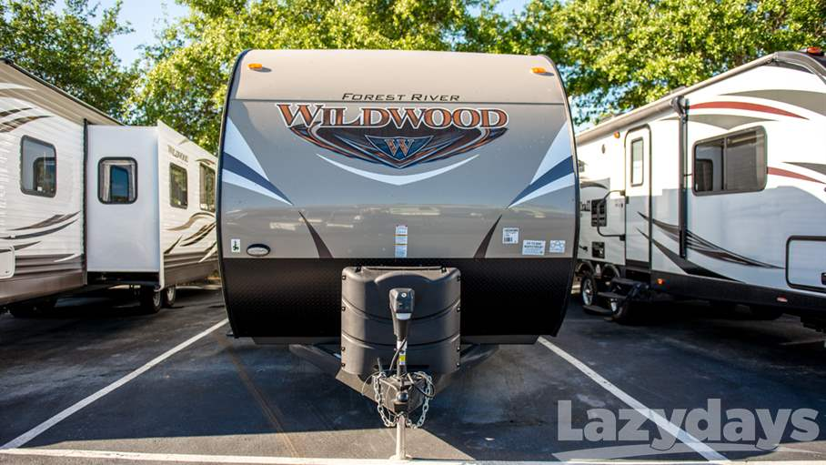 2017 Forest River Wildwood 28RLDS