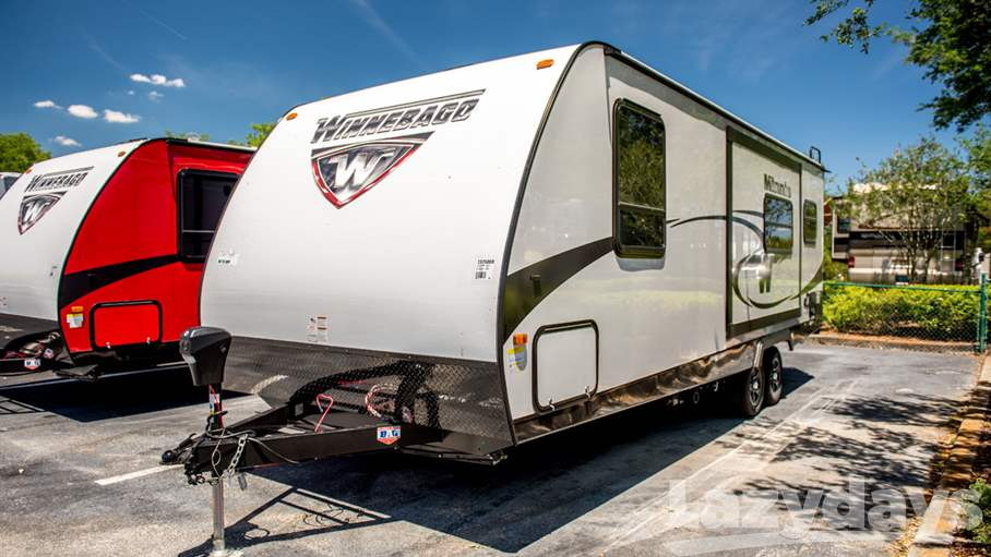2017 Winnebago Minnie 2401RG