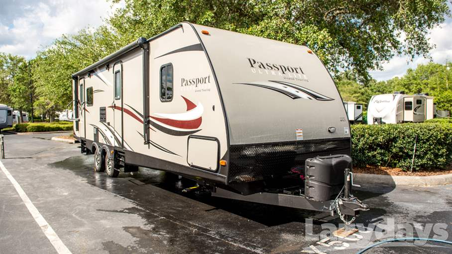 2017 Keystone RV Passport GT 2890RL