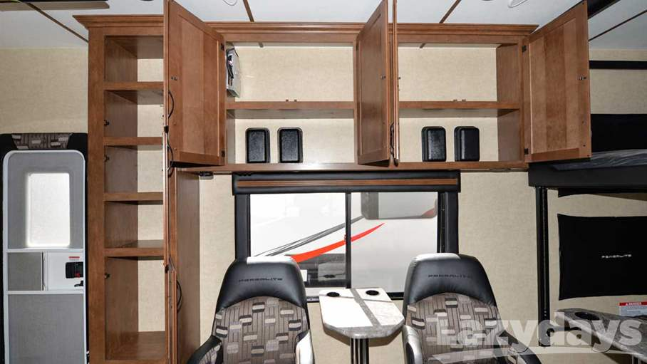 2016 Pacific Coachworks Powerlite F295