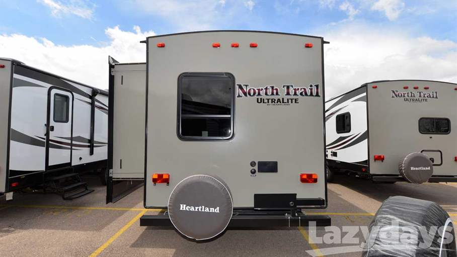 2016 Heartland North Trail 33BKSS