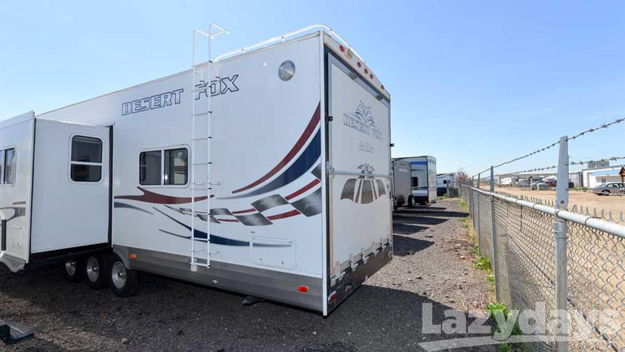 2007 Northwood Desert Fox 385U