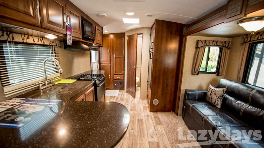 2017 Keystone RV Passport Elite 23RB