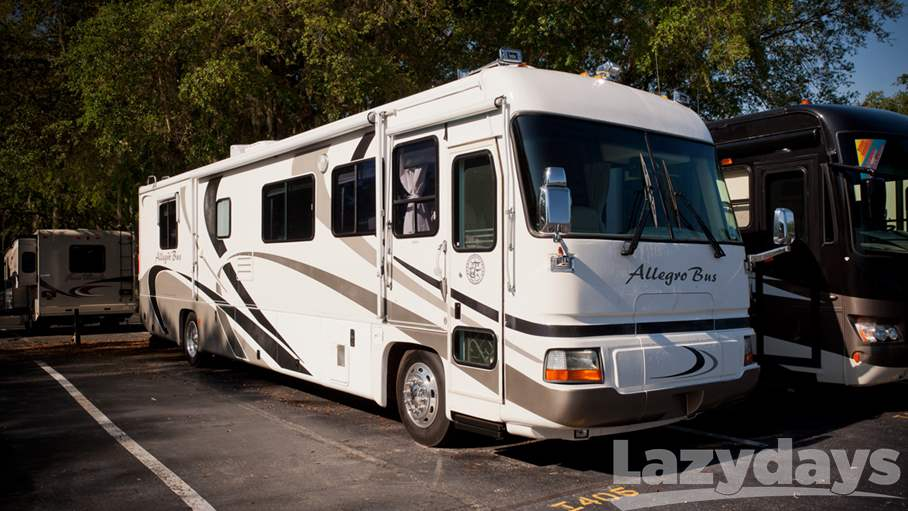 2001 Tiffin Motorhomes Allegro Bus 40OP