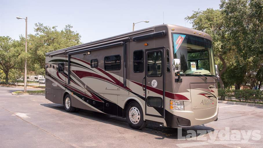 Tiffin motorhome wiring diagram suntee 2014 tiffin motorhomes allegro red 34qfa for sale in tampa fl rh lazydays com rv generator asfbconference2016 Images