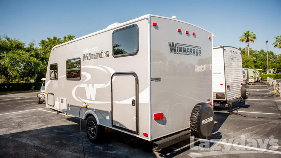 2017 winnebago micro minnie 1700bh for sale in tampa fl lazydays. Black Bedroom Furniture Sets. Home Design Ideas