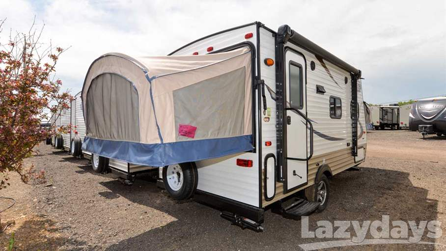 2017 Coachmen Viking 16RBD