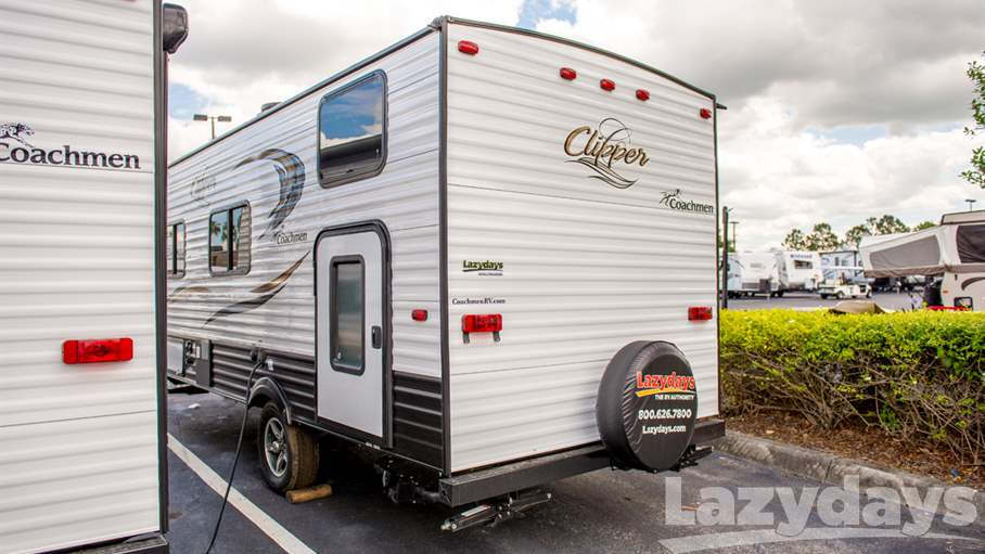 2017 Coachmen Clipper 17BH
