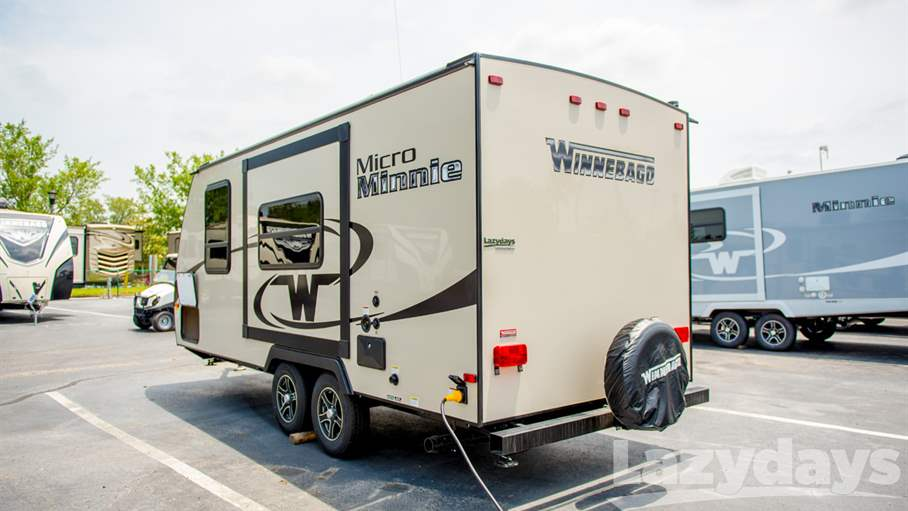 Brilliant 2017 Winnebago Micro Minnie 2106FBS For Sale In Tampa FL