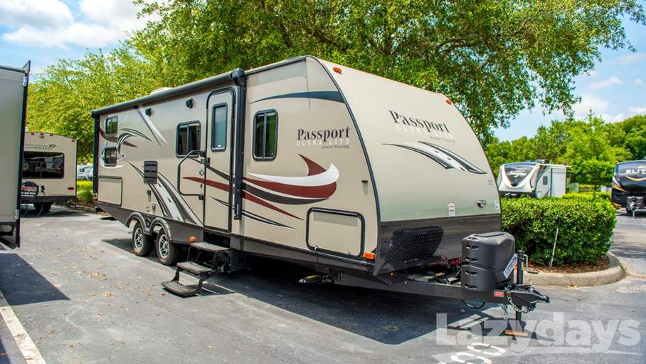 2017 Keystone RV Passport GT 2670BH