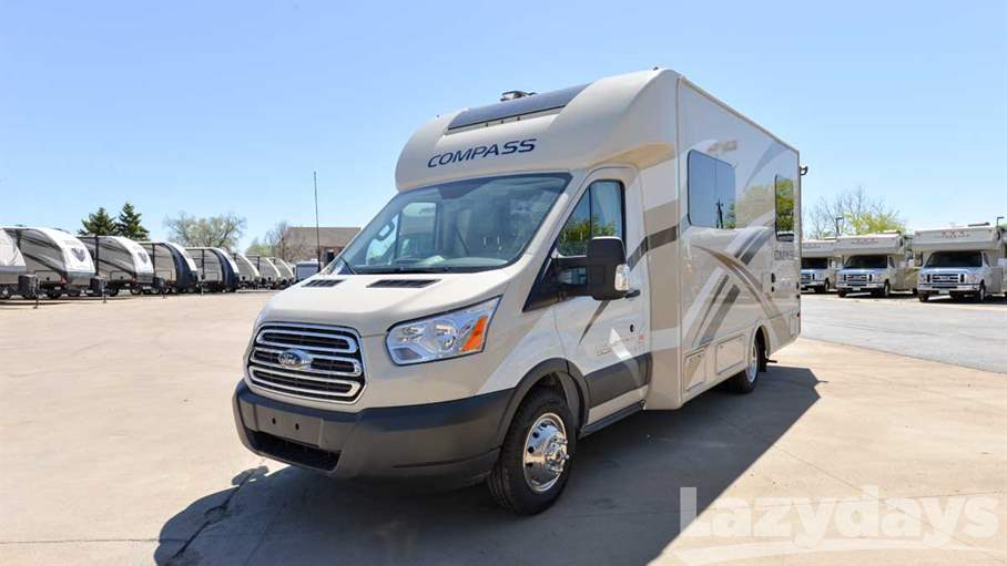 2017 Thor Motor Coach Compass 23tr For Sale In Denver Co