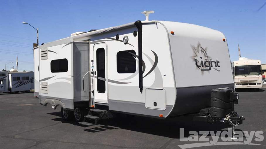 2014 Open Range Light 246RBS