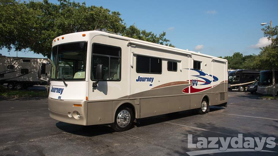 2002 Winnebago Journey 36LD