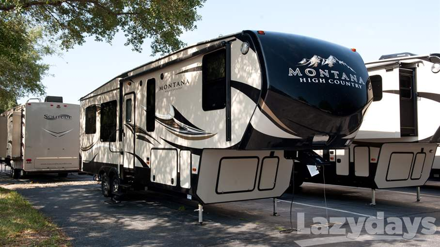 2017 Keystone RV Montana High Country 310RE
