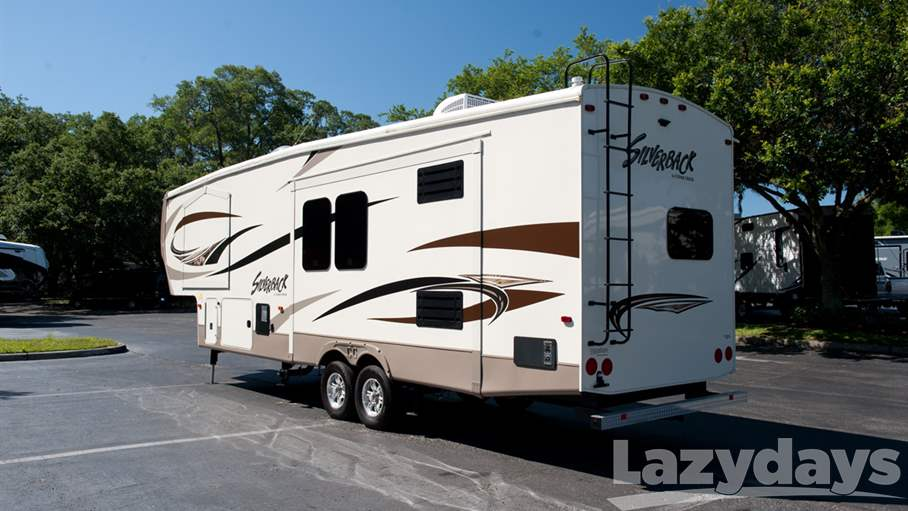 2015 Forest River Cedar Creek Silverback 31RK