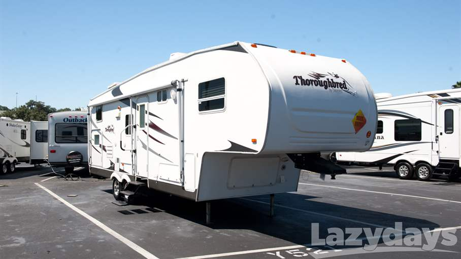 2007 Palomino THOROUGHBRED 829BH