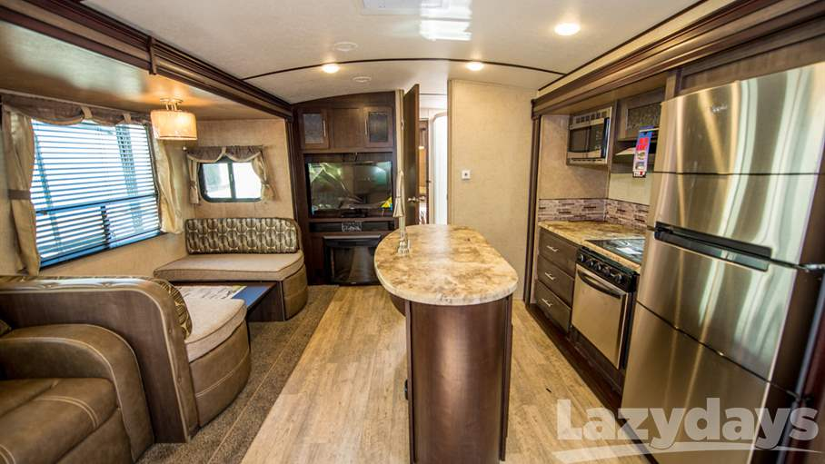 2017 Forest River Surveyor 266RLDS