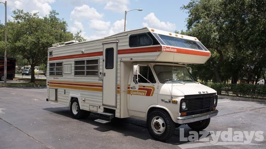 1977 Coachmen Leprechaun Gmc 22 For Sale In Tampa Fl