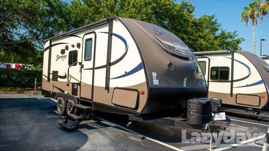 2017 Forest River  Surveyor Expandable 200MBLE
