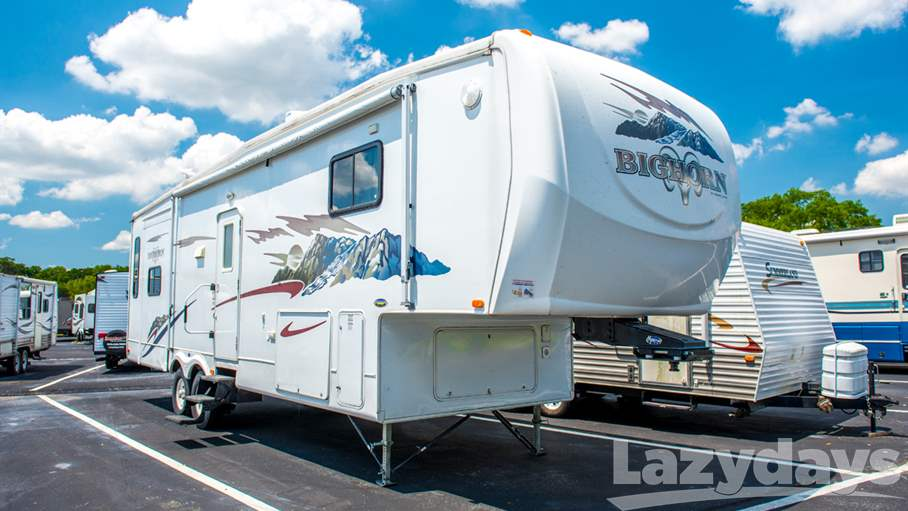 2006 Heartland Big Horn 3500RL