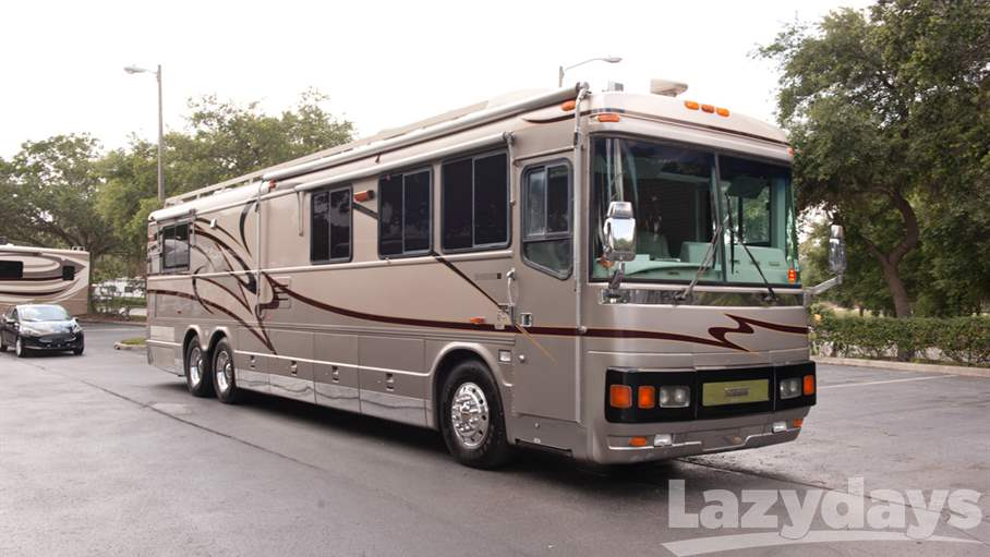 1998 Blue Bird Wanderlodge LX M-43