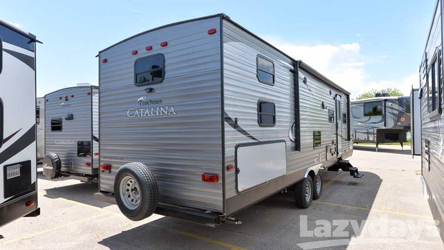 2017 Coachmen Catalina 293QBCK