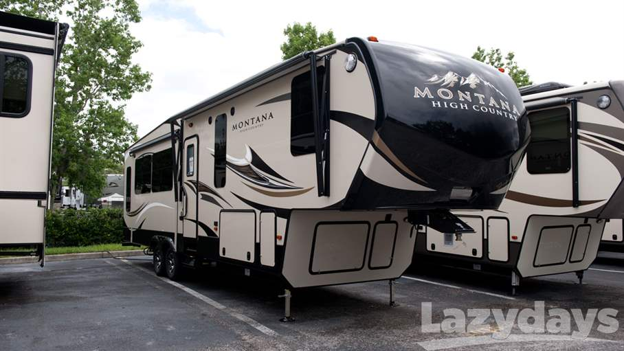 2017 Keystone RV Montana High Country 358BH