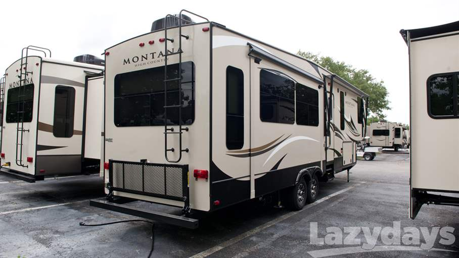2017 Keystone RV Montana High Country 352RL