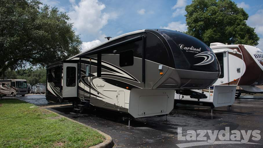 2015 Forest River Cardinal 3450RL