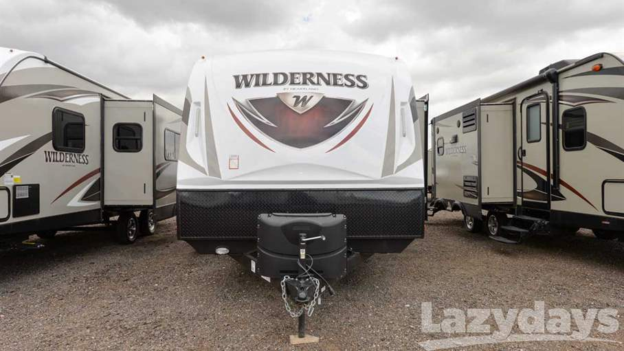 2017 Heartland WILDERNESS 2175RB