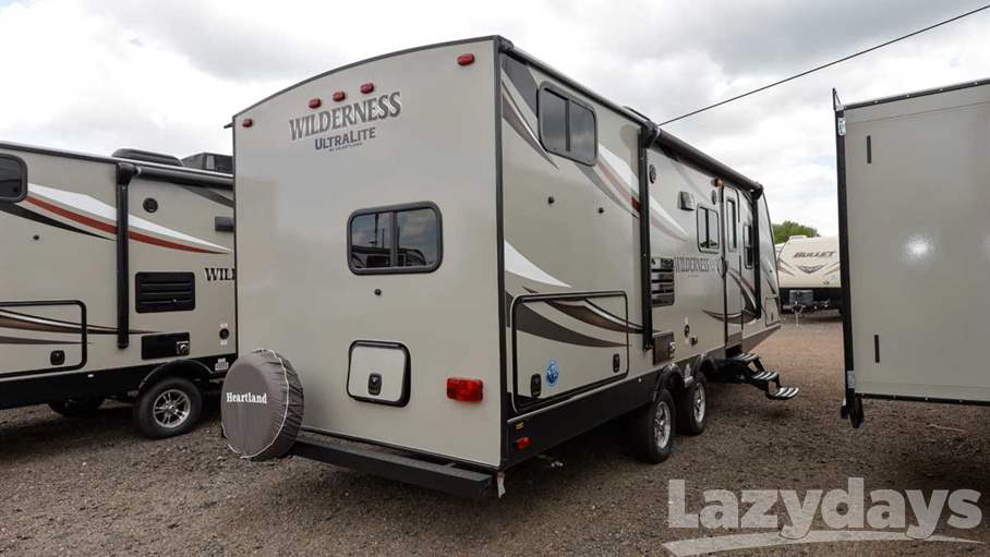 2017 Heartland WILDERNESS 2475BH